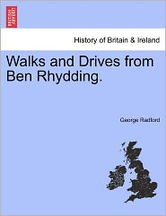 Walks And Drives From Ben Rhydding. - George Radford
