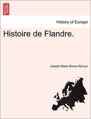 Histoire de Flandre.