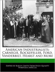 American Industrialists - Kaelyn Smith