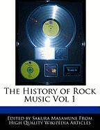The History of Rock Music Vol 1