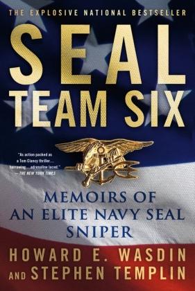 Seal Team Six - Memoirs of an Elite Navy Seal Sniper - Wasdin, Howard E. / Templin, Stephen