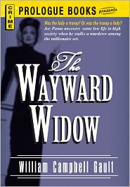 The Wayward Widow - William Campbell Gault