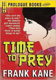 Time to Prey - Frank Kane