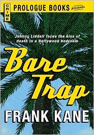 Bare Trap - Frank Kane