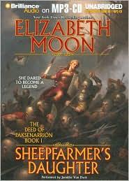 Sheepfarmer's Daughter (Deed of Paksenarrion Series #1) - Elizabeth Moon, Read by Jennifer Van Dyck