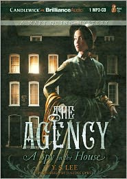 A Spy in the House (The Agency Series #1)