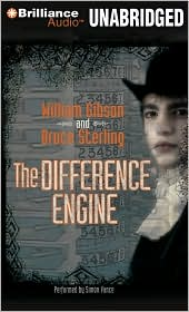 The Difference Engine - William Gibson, Bruce Sterling, Read by Simon Vance