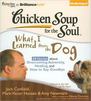 Chicken Soup for the Soul: What I Learned from the Dog - 34 Stories About Overcoming Adversity, Healing and How to Say Goodbye