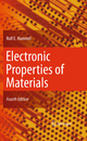 Electronic Properties of Materials - Rolf E. Hummel