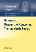 Awrejcewicz, Jan;Pyryev, Yuriy: Nonsmooth Dynamics of Contacting Thermoelastic Bodies