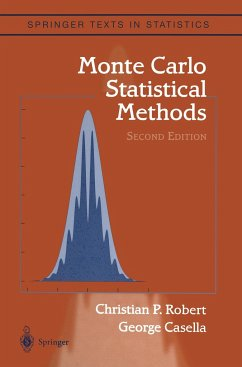 Monte Carlo Statistical Methods - Robert, Christian; Casella, George
