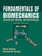 Fundamentals of Biomechanics: Equilibrium, Motion, and Deformation