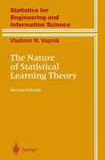 Vapnik, Vladimir: The Nature of Statistical Learning Theory