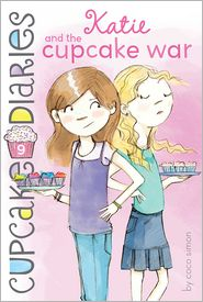 Katie and the Cupcake War (Cupcake Diaries Series #9) - Coco Simon