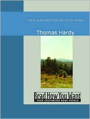 TIME'S LAUGHINGSTOCKS AND OTHER VERSES - Thomas Hardy