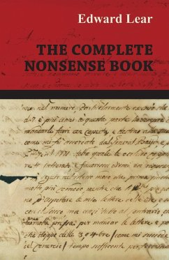 The Complete Nonsense Book - Lear, Edward