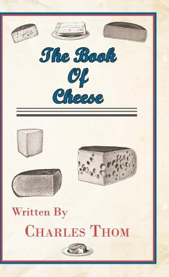 The Book Of Cheese - Thom, Charles