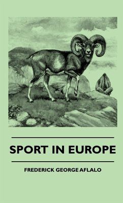 Sport in Europe - Aflalo, Frederick George Demmin, Auguste