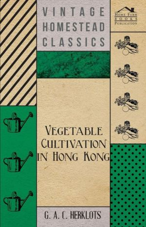 Vegetable Cultivation In Hong Kong