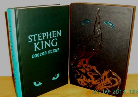 Doctor Sleep [ Flat-signed Limited Edition Number 44/200 in Slipcase and  Clour Print ]