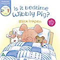 Is it Bedtime Wibbly Pig?. Book + DVD