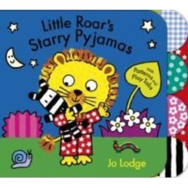 Little Roar's Starry Pyjamas - Jo Lodge