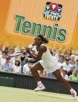 Great Sporting Events. Tennis