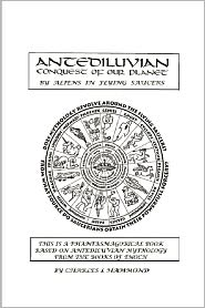 Antediluvian Conquest Of Our Planet By Aliens In Flying Saucers