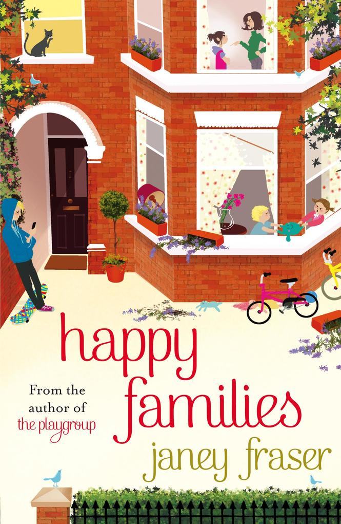 Happy Families als eBook von Janey Fraser - Random House