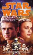 R.A. Salvatore: Star Wars: Episode II - Attack Of The Clones