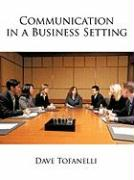 Communication in a Business Setting