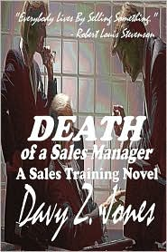Death Of A Sales Manager - Davy Z. Jones