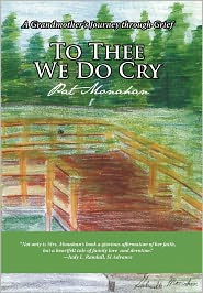 To Thee We Do Cry - Pat Monahan