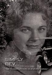 Simply Bev...: Determination Is Everything - Cox, James H.