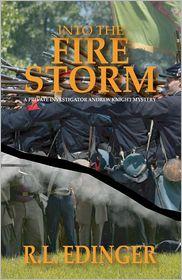 Into the Fire Storm: A Private Investigator Andrew Knight Mystery - R.L. Edinger