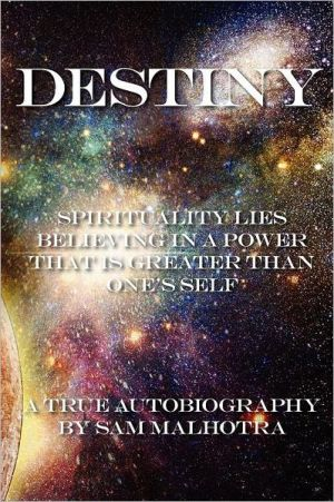 Destiny - Sam Malhotra