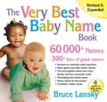 The Very Best Baby Name Book - Bruce Lansky