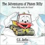 The Adventures of Pisten Billy: Pisten Billy Makes the Grade!