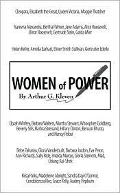 Women Of Power - Arthur G. Kleven