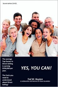 Yes You Can!: Direct Selling Based on Facts and Figures - Ted W. Nuyten