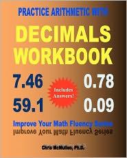 Practice Arithmetic With Decimals Workbook