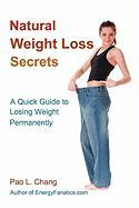 Natural Weight Loss Secrets