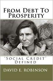 From Debt To Prosperity - David E. Robinson