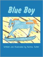 Blue Boy - Patricia Tucker