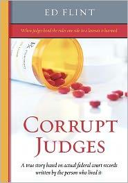 Corrupt Judges - Ed Flint