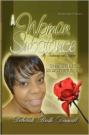 A Woman Of Substance - Deborah Ruth Dinnall