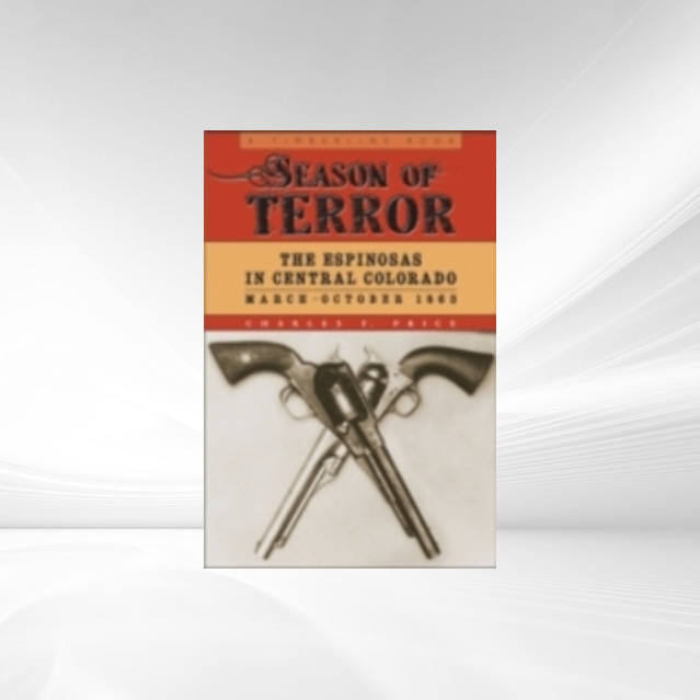 Season of Terror als eBook von Charles F. Price - University Press of Colorado