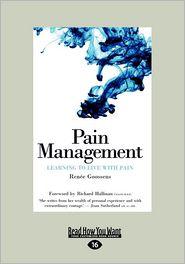 Pain Management - Ren E Goossens