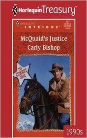 McQuaid's Justice - Carly Bishop