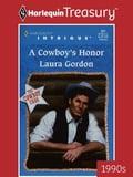 Cowboy's Honor - Laura Gordon